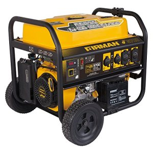 Firman Power Equipment P05702 Remote Start Portable Generator