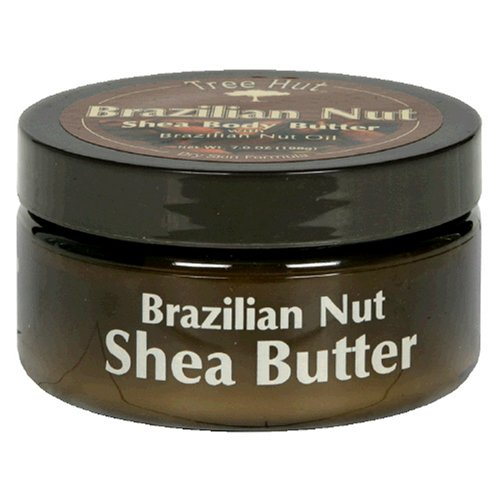 Tree Hut Shea Body Butter, Brazilian Nut