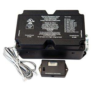 Progressive 30A & 50A Portable & Hardwired  Surge Protectors