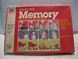 Step-By-Step Memory An Advanced Memory Game 1983 From Milton Bradley