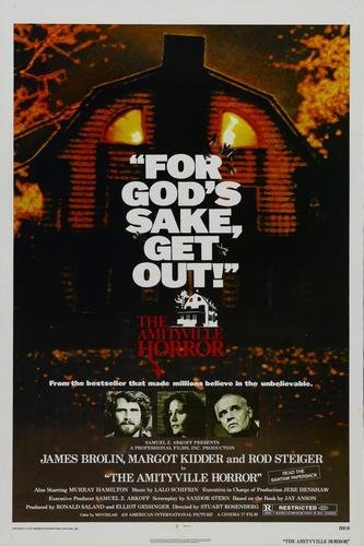 Image result for amityville horror poster 79