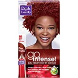 SoftSheen-Carson Dark and Lovely Go Intense Ultra Vibrant Color on Dark Hair, Spicy Red 66 (Packaging May Vary)