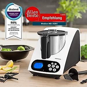 Medion Küchenmaschine Mit Kochfunktion 2021