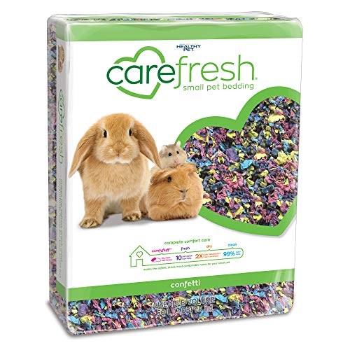 Carefresh Confetti Hamster Bedding
