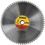 DEWALT DWA7747 66 Teeth Heavy Gauge Ferrous Metal Cutting 1-Inch Arbor, 14-Inch