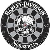 Harley-Davidson 61972 Skull Bristle Dartboard