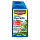 Bayer Advanced 502890B Southern Weed Killer for Lawns Concentrate, 32-Ounce