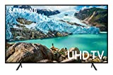 Samsung UN50RU7100FXZA FLAT 50'' 4K UHD 7 Series Smart TV (2019) (Renewed)