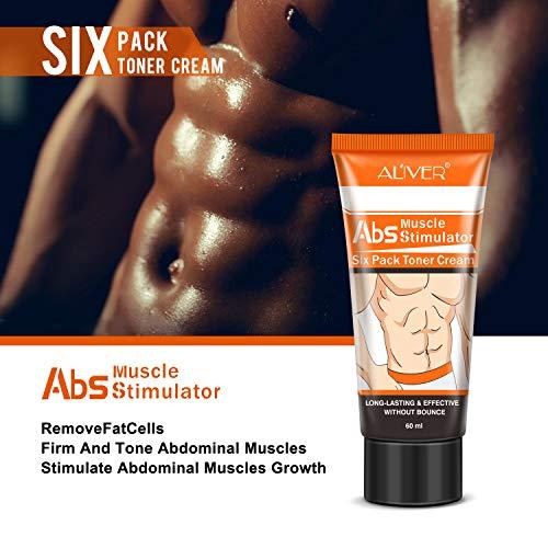 Hot Cream 2Pcs,Anti Cellulite Cream, Fat Burning Cream - Natural Body Slimming Cream for Abdominal, Arms and Thighs. 7