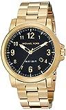 Michael Kors Men's Paxton Gold-Tone Watch MK8555