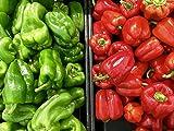 OldLadyRenee: 150 Sweet Pepper, California Wonder Seeds!