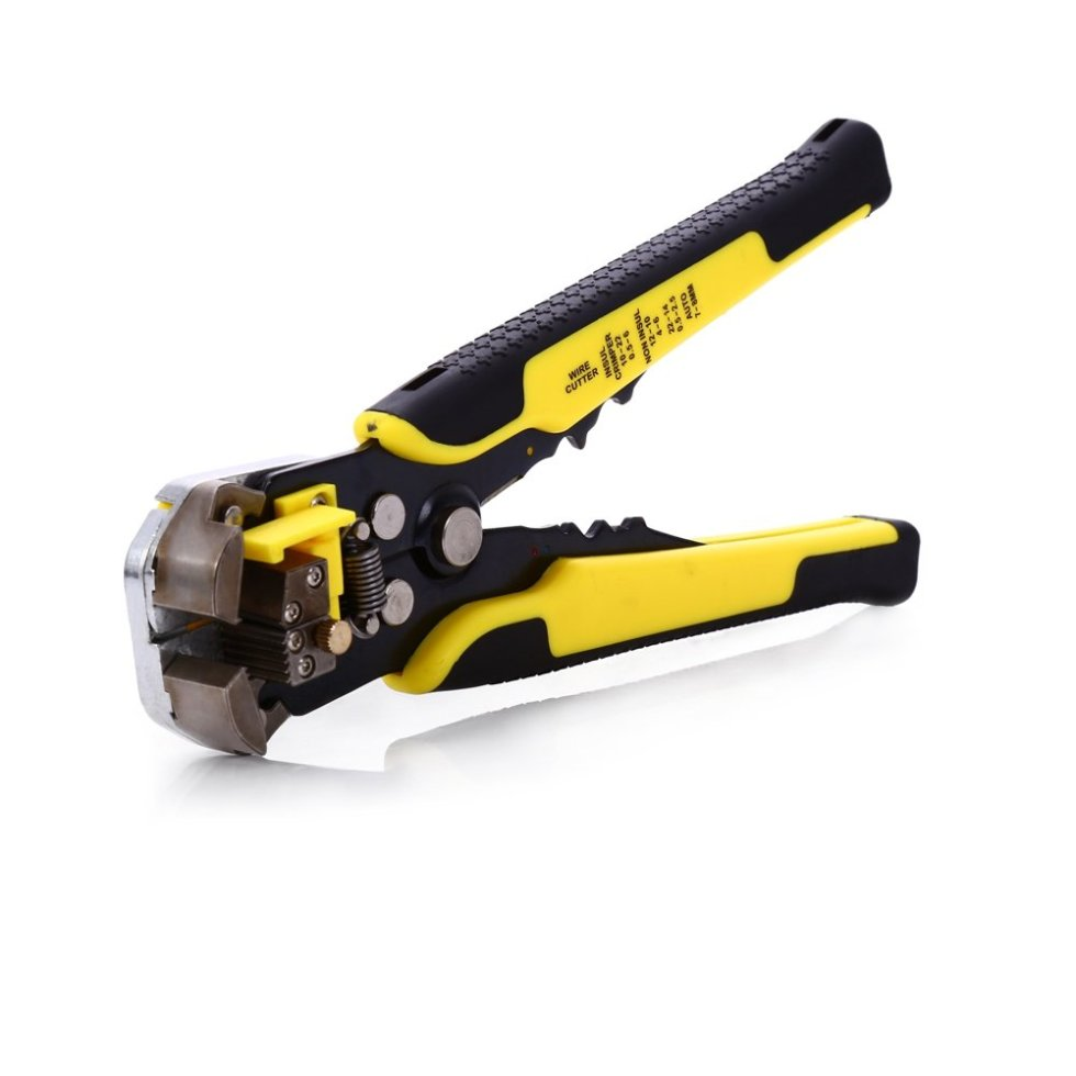 Wire Stripping Multi function Tool 8 Inch Self-Adjusting Cable Stripper
