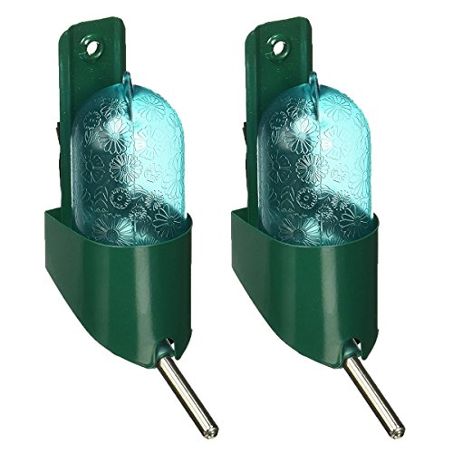 Kordon/Oasis (Novalek) SOA80304 Bell Bottle and Hold Guard Small Animal Value Set, 4-Ounce, variety colors (2-Pack)