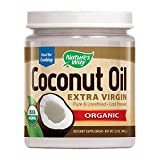 Nature's Way Organic Extra Virgin Coconut Oil- Pure,...