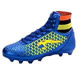 Outdoor Training Shoes Couple Waterproof Soccer Cleats Shoes Men Women Sports Shoes