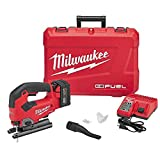 Milwaukee (MLW273721) M18 FUEL D-Handle Jig Saw Kit