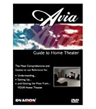Ovation Avia Guide to Home Theater DVD TV CALIBRATION