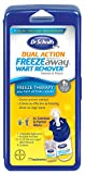 Dr. Scholl's FreezeAway Wart Remover Dual Action, 7 Applications // Freeze Therapy + Powerful Fast Acting Liquid to Remove Warts