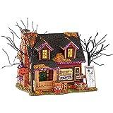 Department 56 Halloween Village Party Lit House