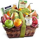 Classic Gourmet Fruit Basket Gift