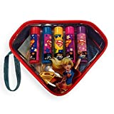 DC Super Hero Girls Lip Balm 5 Pack Gift Set (Supergirl)