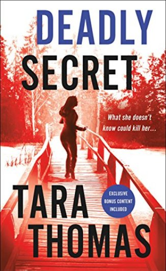 Deadly Secret: A Romantic Thriller (Sons of Broad) by [Thomas, Tara]