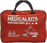 Adventure Medical Kits Sportsman Series Bighorn First Aid Kit, QuikClot Stops Bleeding Fast, Treat Bullet Wounds, Detachable Hunting Field Trauma Kit, Petrolatum Gauze, High Visibility Orange, 1lb 8oz