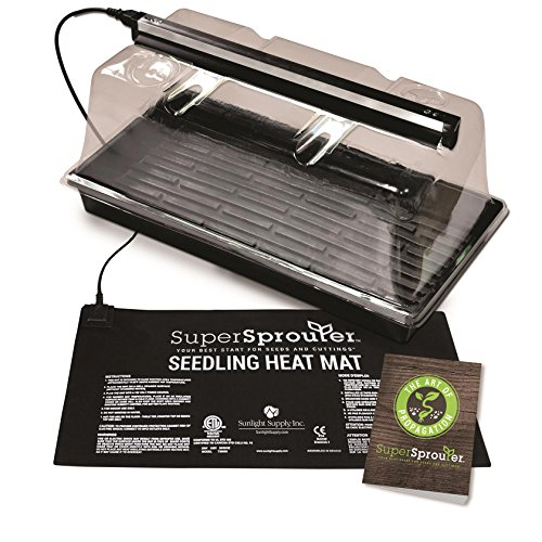 Super Sprouter Premium Propagation Kit w/ 7' Dome & T5 Light