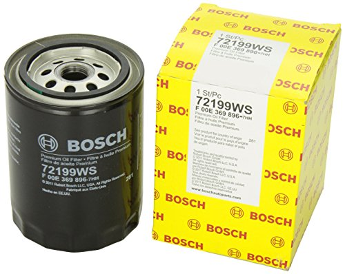 Bosch 72199WS / F00E369896 Workshop Engine Oil Filter