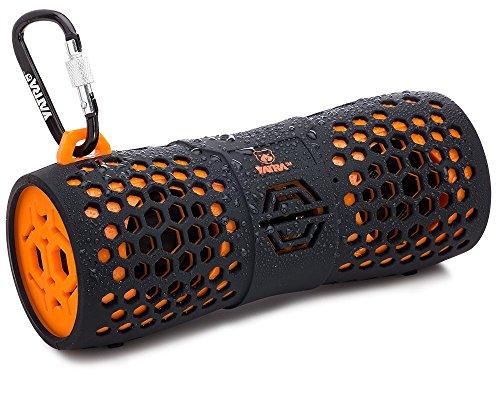 Yatra Aquatune 12610 - Portable Waterproof Rugged Wireless Bluetooth Speaker (Orange)
