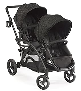The Contours Options Elite is the perfect balance of form, flexibility, and function. In addition to boasting a super-stylish fashion in the season's hottest color, our award-winning double stroller has been upgraded based on feedback from the people...