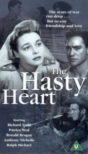 Image result for THE HASTY HEART 1949 movie