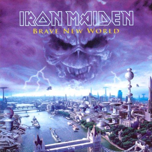 Brave New World: Iron Maiden: Amazon.fr: Musique