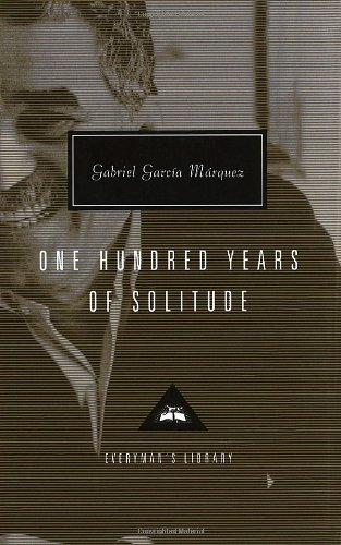 Image result for one hundred years of solitude everyman's library