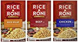 Rice-A-Roni Dinner Classics Variety Pack, 10 Boxes