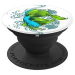 Betta Fish Art – PopSockets Grip and Stand for Phones and Tablets