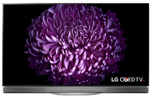 LG Electronics OLED65E7P 65-Inch 4K Ultra HD Smart OLED TV (2017 Model)