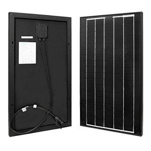 RENOGY 30 Watts Monocrystalline Solar Panel