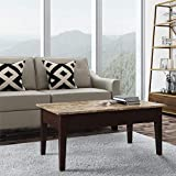 Product review for Dorel Living Faux Marble Lift Top Coffee Table