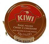 Kiwi Shoe Polish- 32g (Mid Tan)