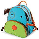 Skip Hop Toddler Backpack, 12' Dog School Bag, Multi