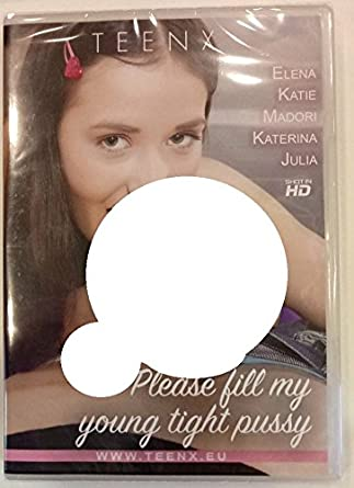 Please Fill My Young Tight Pussy Teen X Sunset Media Amazon Co Uk Dvd Blu Ray