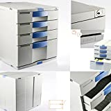 Product review for Max Flat File Cabinet 4 Drawers Index Key Lock Home Office Life MK040