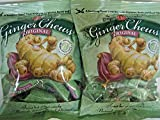 2 Bags Trader Joes Ginger Chews by Trader Joe's Royal Pacific Foods
