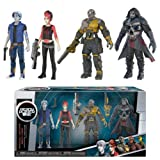 Funko Action Figure: Ready Player One - Parzival, Aech, Art3mis, I-R0k Collectible Toy