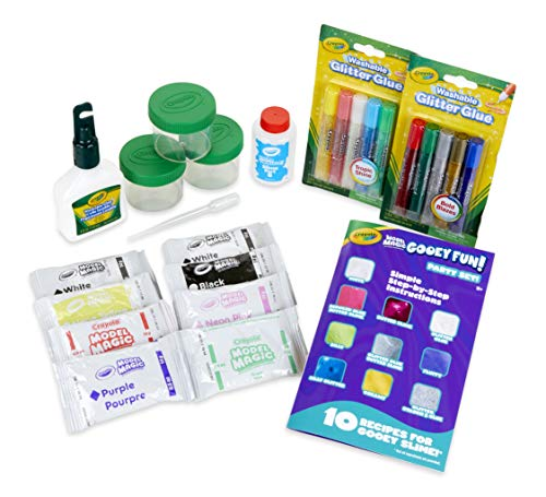 Crayola Model Magic Slime Party Kit – LOW PRICE