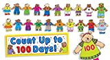 Scholastic 100th Day Counting Bears Bulletin Board (TF8023)