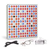 Roleadro LED Grow Light for Indoor Plants, 75W Plant Growing Lamps Upgraded Full Spectrum Plant Light for Greenhouse, Hydroponic, Seedling, Greenhouse, Vegetative & Flowering