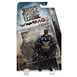 "DC Justice League Tactical Armor Batman Figure, 6"""