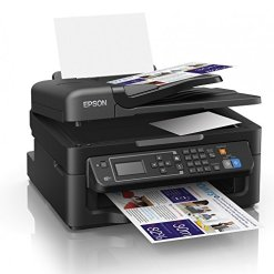 51EklddTI0L - Epson WorkForce WF-2630 Print/Scan/Copy/Fax Wi-Fi Printer (Old Model)